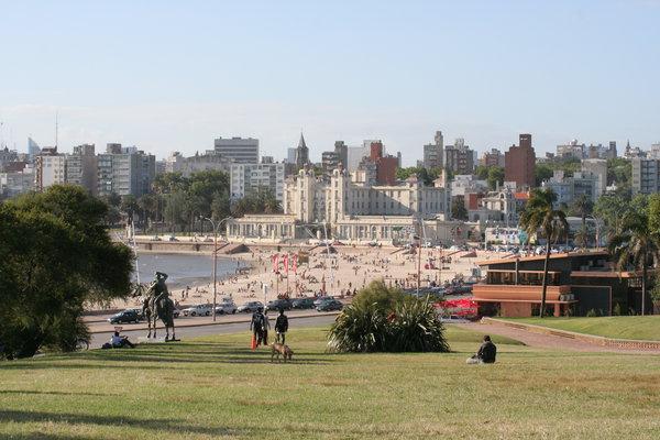Parque Hotel - Headquarter of the Mercosur