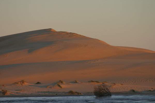 Wanderdüne, Valizas, Rocha, Uruguay