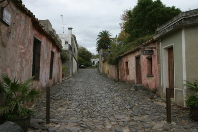 Die Straße der Suspiros